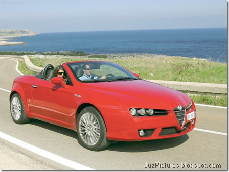 Alfa Romeo Spider6