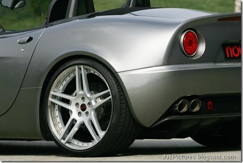 Alfa Romeo 8C Spider Kompressor by Novitec21
