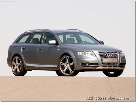 2006 ABT Audi Allroad Quattro - Front