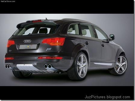 2006 ABT Audi Q7 - Front4