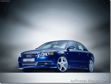 2005 ABT Audi AS4 - Front Angle