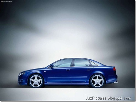 2005 ABT Audi AS4 - Front Angle1