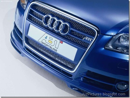 2005 ABT Audi AS4 - Front Angle5