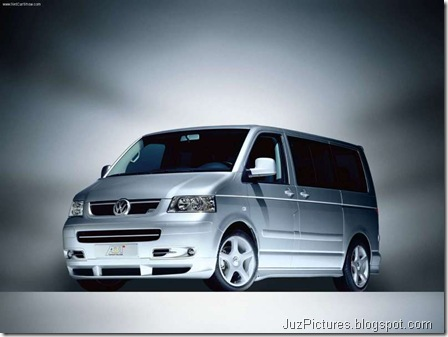 2003 ABT VW Sporting Van T5
