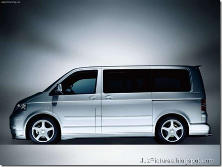 2003 ABT VW Sporting Van T5 2
