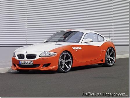 AC Schnitzer BMW Z4 Profile Concept1