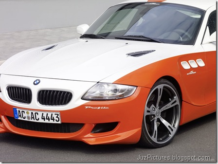 AC Schnitzer BMW Z4 Profile Concept5