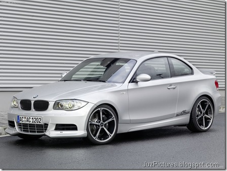 AC Schnitzer ACS1 BMW 1-Series Coupe 1
