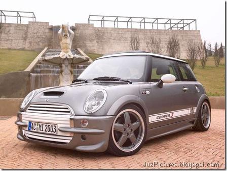 AC Schnitzer Mini CooperS1