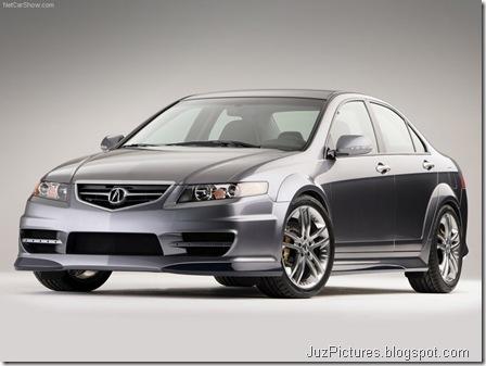 Acura TSX A-Spec Concept1