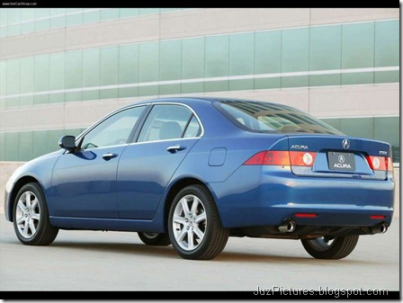 Acura TSX13