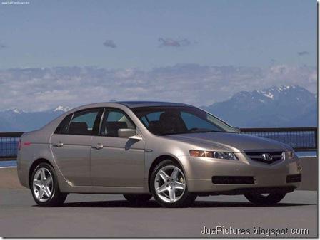 Acura TL10