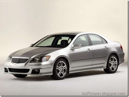 Acura RL with ASPEC Performance Package2