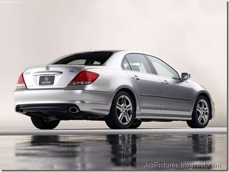 Acura RL with ASPEC Performance Package3