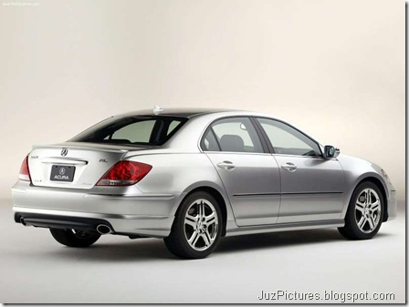 Acura RL with ASPEC Performance Package4