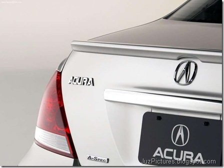 Acura RL with ASPEC Performance Package7