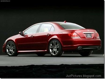 Acura RL ASPEC Concept 3