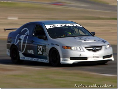 Acura TL 25 Hours of Thunderhill2