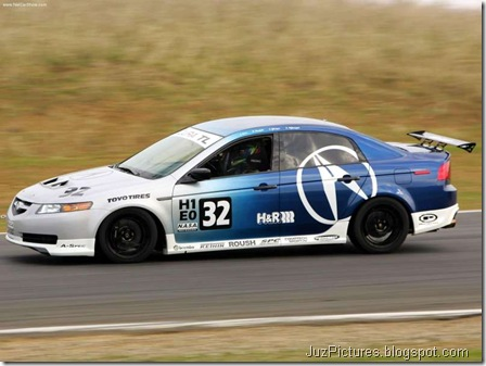 Acura TL 25 Hours of Thunderhill3