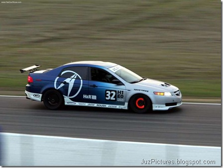 Acura TL 25 Hours of Thunderhill13