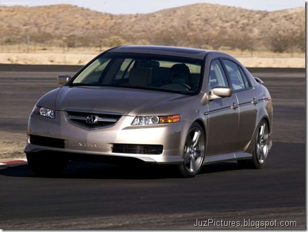 Acura TL with ASPEC Performance Package3