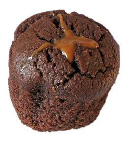 Troejborgcenterets bageri Muffin med Karamel