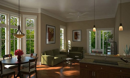 Living Room Visualization-2