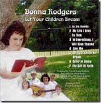 Let your children dream cd label-400