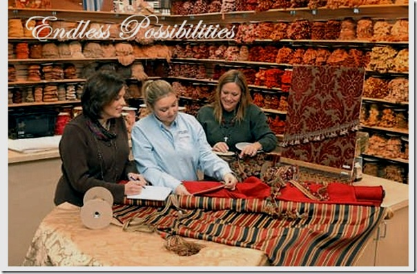 choosing fabric