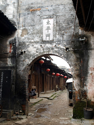 Liu Sanjie Was Filmed Here At Longevity Bridge picture guilin escapade  photo