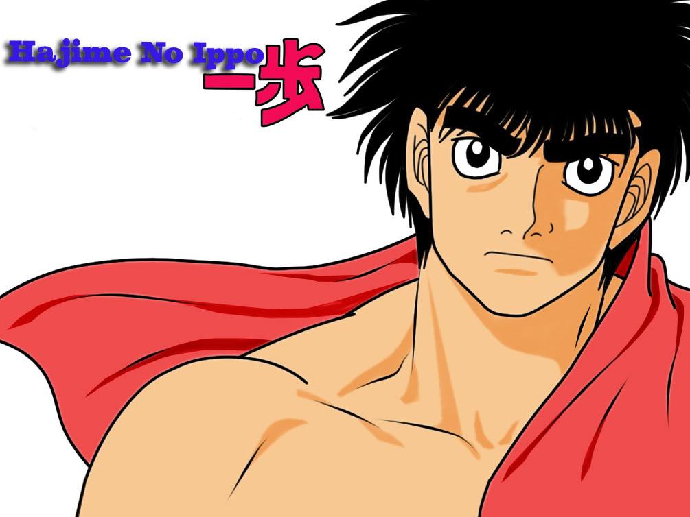 Hajime no Ippo Tomos Completos