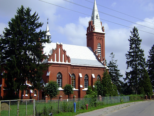 kościół św. Mateusza Ewangelisty
