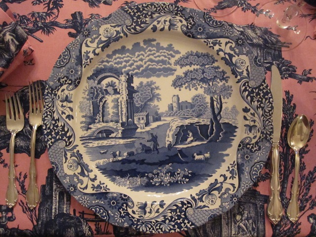 Pink and Blue Toile 015