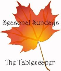 Seasonal Sundays - Fall copy