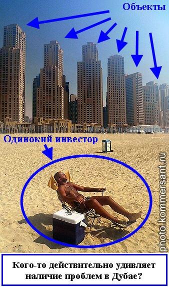 Эмират Дубай - для дебилов рай!