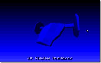 Simple 3D modeler