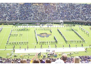 ECU Homecoming 09 001