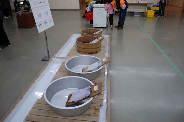 洗濯コーナー・名古屋市博物館の写真