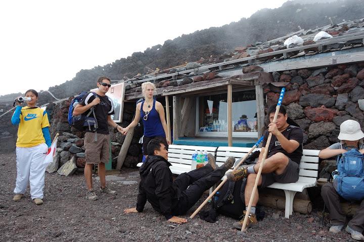 九合五勺・胸突山荘の写真