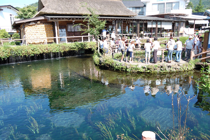 中池の写真