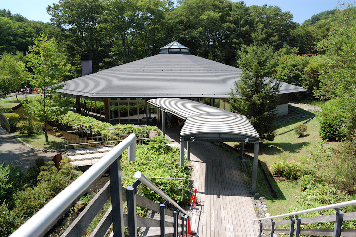 森の学習館の写真