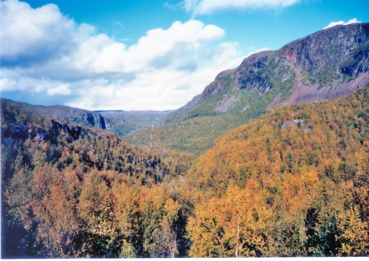 アビスコ国立公園
