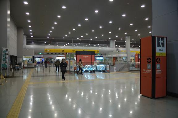 関西空港駅2階の写真