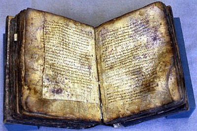 Found in France: 2200 Year Old Manuscript by Greek Mathematician Archimedes