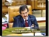 Tipicidade do Crime de Tráfico de Influência. Vídeo do Voto do Ministro Cézar Peluso.
