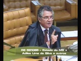 Precatório e Juros de Mora. Voto Vencido do Ministro Marco Aurélio.