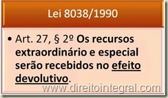 lei-8038-1990-art-27-2-efeito-suspensivo-recurso-extraordinario-especial