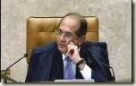 STF. Ministro Gilmar Mendes.