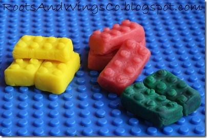 kool aid playdough legos 5