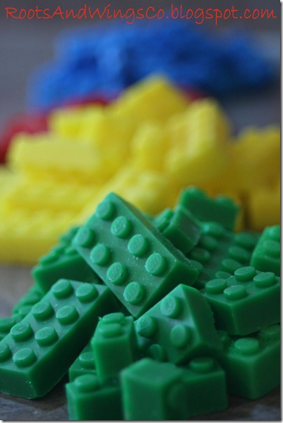 lego soaps 2